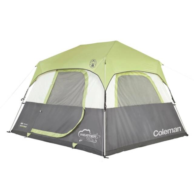Coleman Instant Pop Up Tent 6p Camping Hiking Gumtree