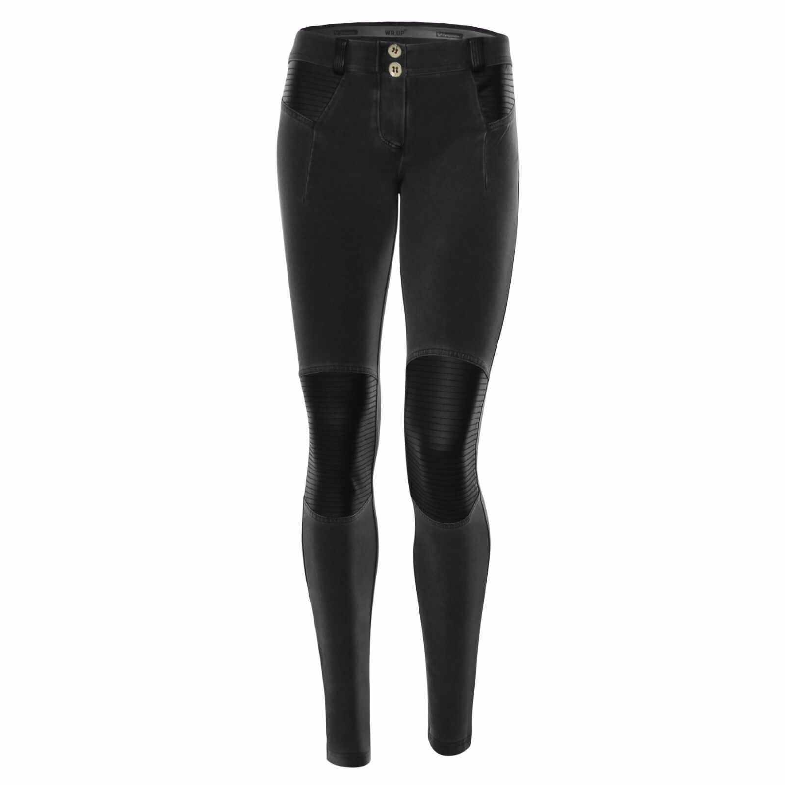 SCONTO 30% FREDDY WR.UP PANTALONI VITA BASSA PANTALONE PUSH UP WRUP1ALC06E