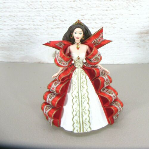Hallmark Keepsake Ornaments Holiday Barbie Collections 5th In The Series 1997