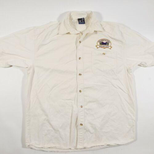 Grandfather Mountain Souvenir Shirt Adult XL Blue Ridge Appalachian Vintage Mens