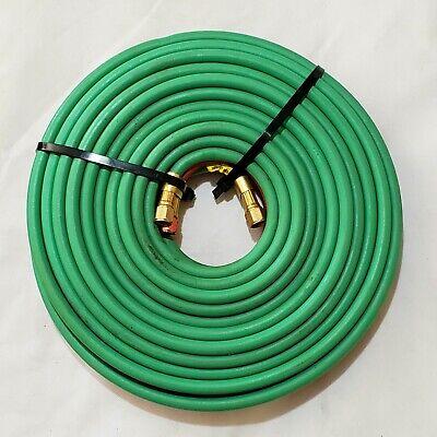 50 X 14 Twin Welding Torch Hose Grade T Oxygen Propane Lp Acetylene Usa Made