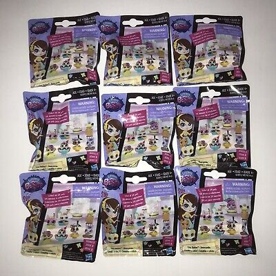 NEW Littlest Pet Shop Series 3 Cozy Snackers Blind Bags Lot of 9 Different (Littlest Pet Shop Blind Bags Series 4)