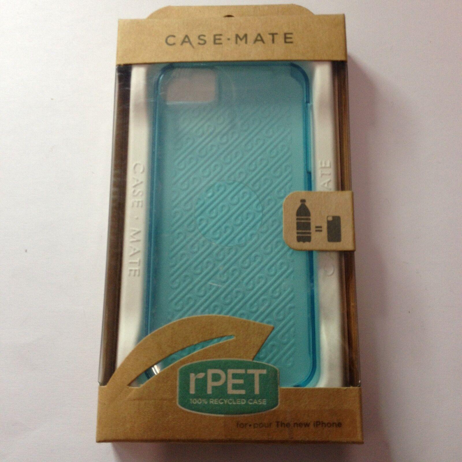 CASE-MATE RPET CASE APPLE IPHONE 5/5S BLUE -CM022580-