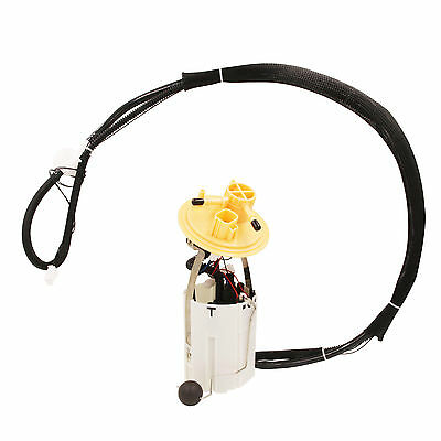 New 1pc Electric Intank Fuel Pump Module Assembly w/ Level Sensor Sending Unit