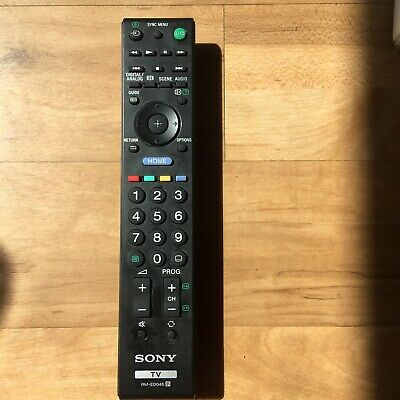 For Sony RM-ED046 Replacement Remote Control for Sony BRAVIA TV