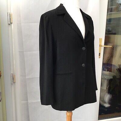 Kasper Black smart Lined jacket size 14