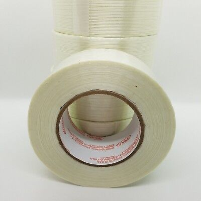 Cantech Filament Tape  2 In. X 60 Yards 48mm X 55m 6 Rolls