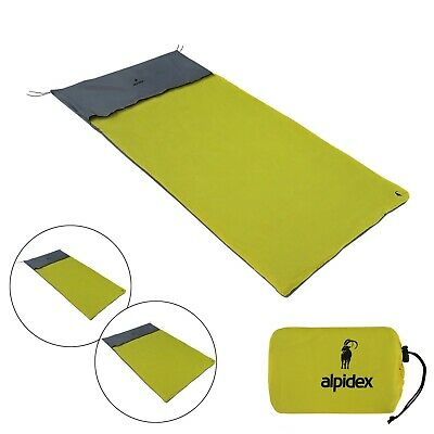 ALPIDEX Waterproof bivouac sack bivvy bag 1 or 2 people 210 x 82 cm