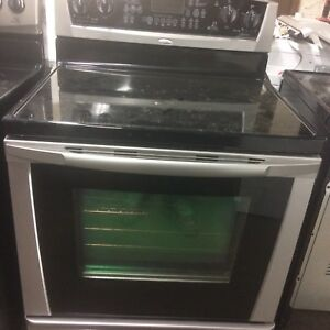Used FLAT Top stainless steel STOVES 905 460 5616