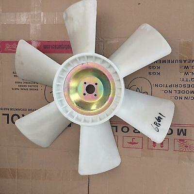 1-13660-289-0 Fan Leaffan Bladefan Cooling Fits For Hitachi Ex200-5 6bg1