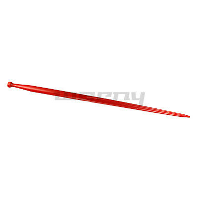 Frontladerzinken für Baas, Fendt usw. M22 x 1,5 mm / 1100 mm ORIGINAL SHW