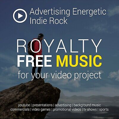 Advertising Rock - Royalty Free Music For Video Project Background Stock Music