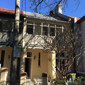 Small double room in a big house by 5 ways - $300pw Paddington Eastern Suburbs Preview