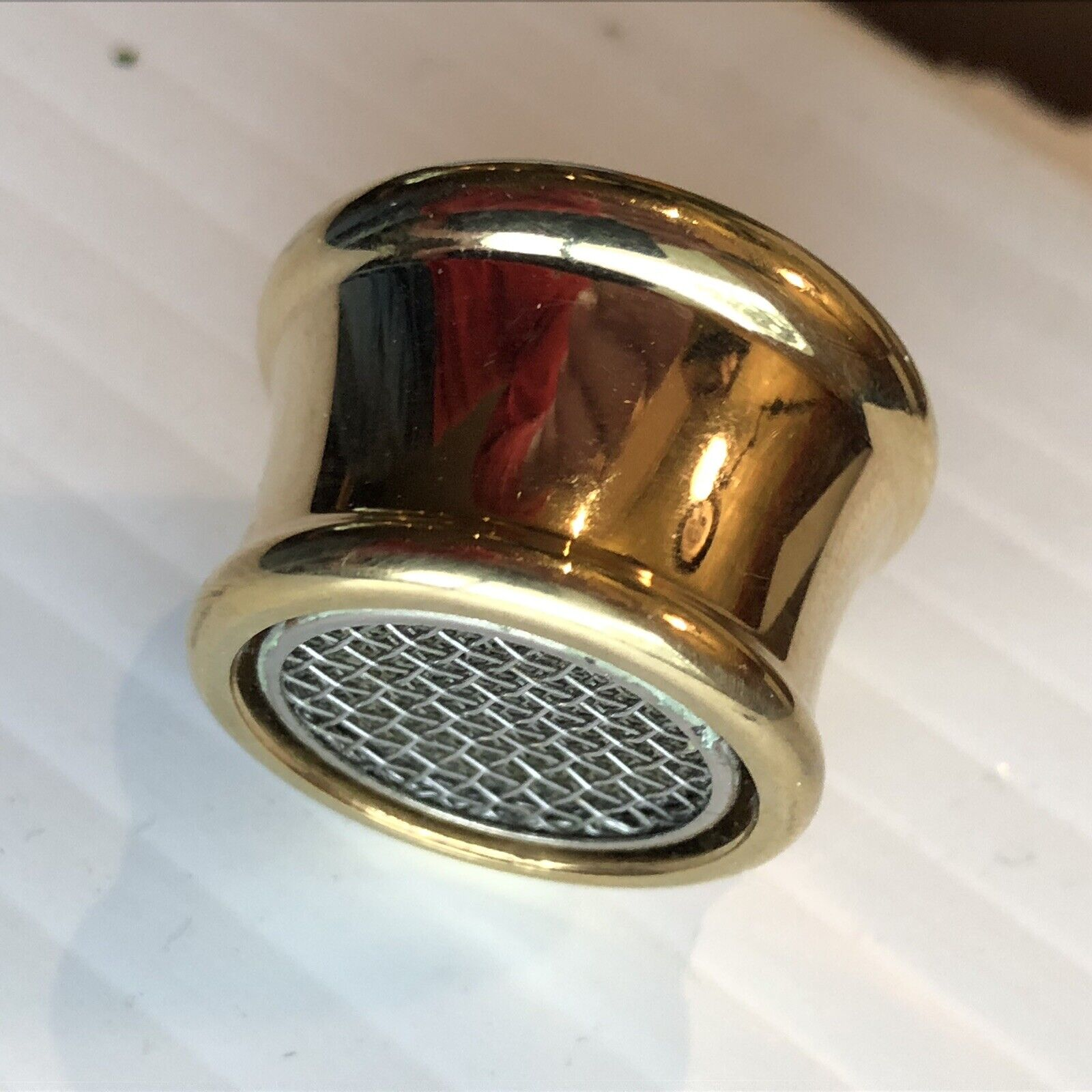 Details About Rohl Perrin U0026 Rowe Kitchen Faucet Aerator Polished Brass