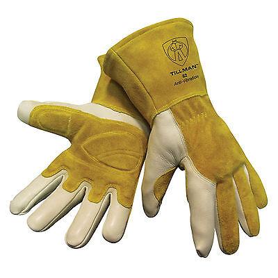 Tillman 52 Top Grain Cowhide Mig Welding Gloves With Gel Inserts - L