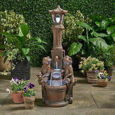 Nasir Sapos Fountain