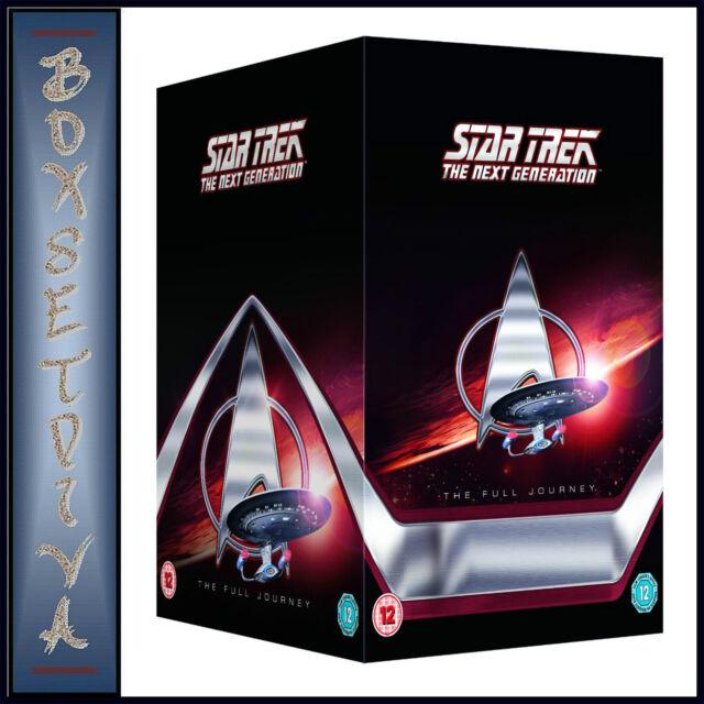 STAR TREK: THE NEXT GENERATION COMPLETE SERIES **BRAND NEW DVD BOXSET**