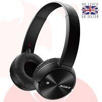 Sony Mdr-zx330bt Externos Estéreo Bluetooth Auriculares Con Nfc Negro Gb N - sony - ebay.es