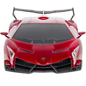 Best Choice Products SKY2918 1/24 RC Lamborghini Veneno Car