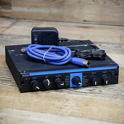 Phonic Reverbmaster I7300 Digital Multi Reverb Rack Mountable Unit FREE P/&P