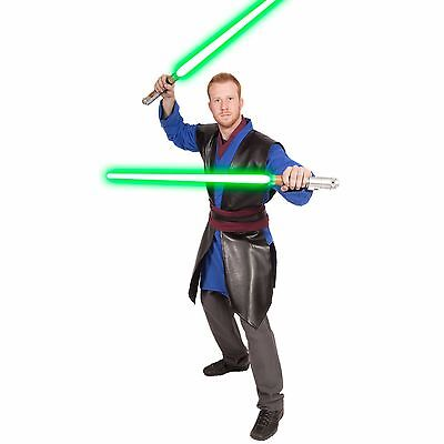 Sith Lord Halloween Custom Star Wars Tunic Costume Jedi Knight Outfit adult men](Sith Lord Halloween Costume)