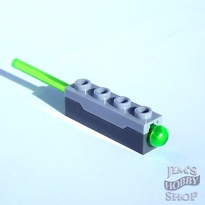 1 ~ Spring Loaded Missile Launcher w// Orange Projectile ~ New ~ Lego Parts ~