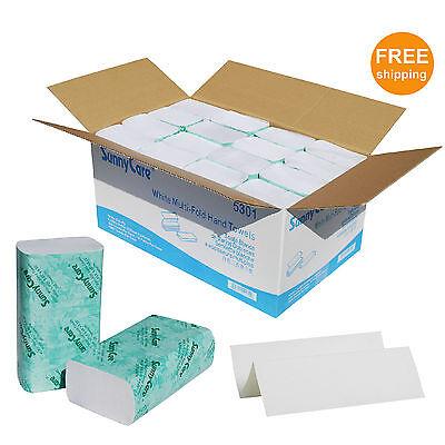 Sunnycare 5301 Multi-fold Paper Towels White 250pk16pkcs 4000case