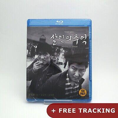 Memories Of Murder .Blu-ray (Korean) Joon-ho Bong