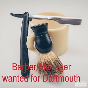 Barber/Manager wanted