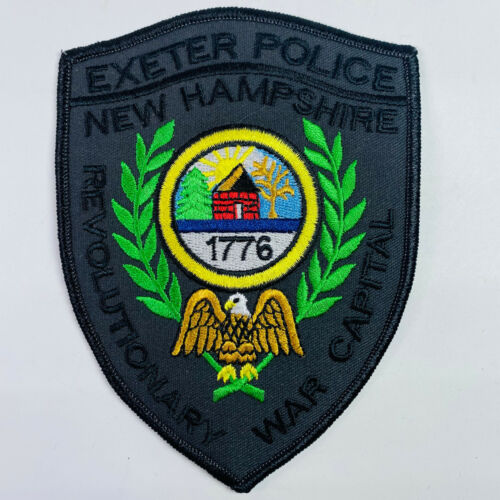 Exeter Police Revolutionary War Capital New Hampshire NH Patch