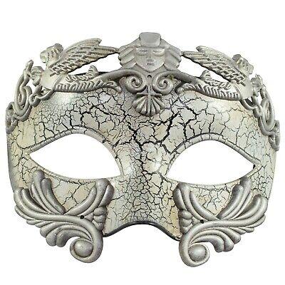 LIGREE Venetian MENS MASQUERADE Mask | Fancy Dress PROM BALL (Masquerade Prom)