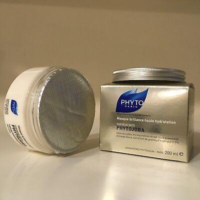 PHYTO PHYTOJOBA intense hydrating brilliance mask - 6.8 oz  NIB & SEALED!!!
