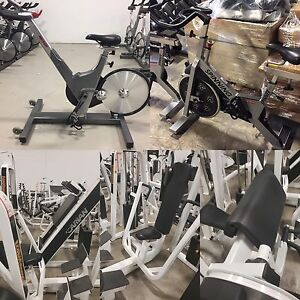 NEW INVENTORY: Commercial Gym Equipment BLOWOUT