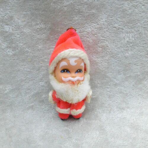 Vintage Liddle Kiddles Santa Kiddle Miniature Christmas Doll 1960s Mattel