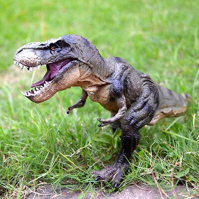 12  Large Tyrannosaurus Rex Dinosaur Toy Realistic Solid Plastic Model T Rex