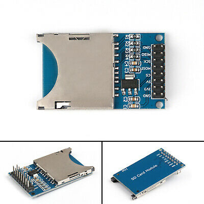 5x Sd Card Module Slot Socket Reader For Arduino Arm Mcu Read And Write Ua