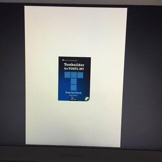 PTE Academic Test Builder book (Soft Copy) Punchbowl Launceston Area Preview