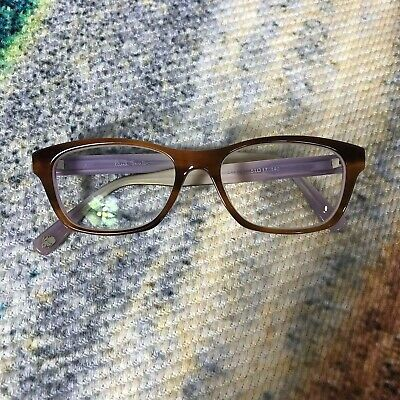 Paul Smith PS-423 Womens Eyeglasses Glasses Frames Tortoise Made in Japan RX