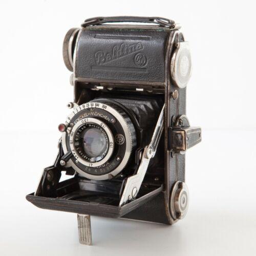 Film Tested 1935 Model Balda Baldina 35mm Camera w/ Meyer Gorlitz F2.9 5cm Lens
