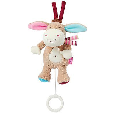 Fehn Monkey Donkey Mini Spieluhr Esel NEU