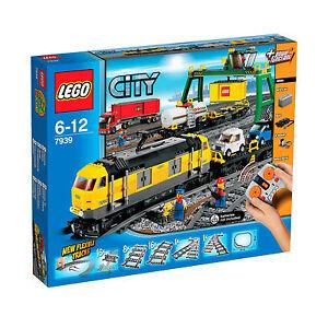 LEGO City Güterzug 7939 versiegelt Neu OVP MISB
