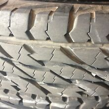 Toyota Hilux Rims & Tyres Brendale Pine Rivers Area Preview