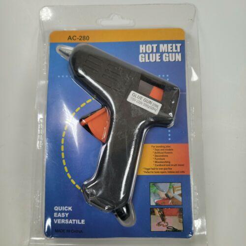 Hot Melt Glue Gun with Glue Stick AC-280 - NEW/SEALED