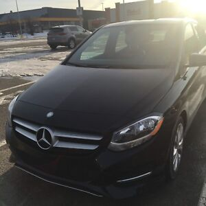 Mercedes-Benz B250 4MATIC lease take-over