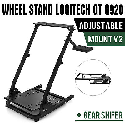 Racing Simulator Steering Wheel Stand for T300RS G27 G29 PS4 G920 ()