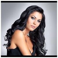Get beautiful long hair extension best quality call me7809077667