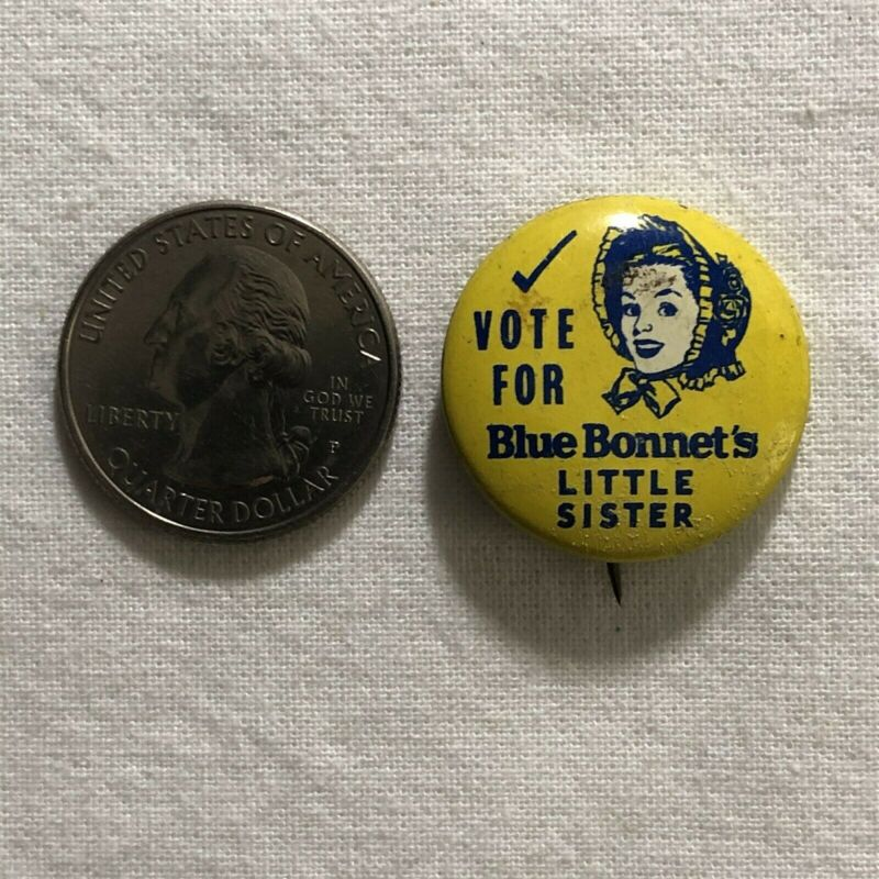 Vote For Blue Bonnet