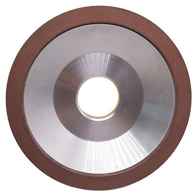 Us Stock 100mm Diamond Grinding Wheel Cup 100 Grit Cutter For Carbide Metal