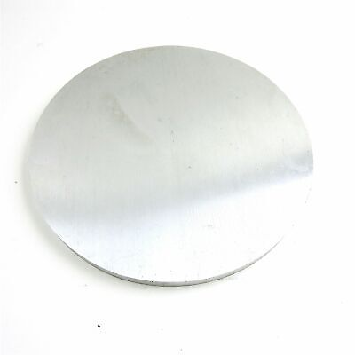 10 Diameter 6061 Solid Aluminum Round Bar 0.875 Long Lathe Stock Sku 122936