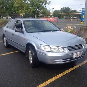 1998 Toyota Camry Sedan Fitzgibbon Brisbane North East Preview